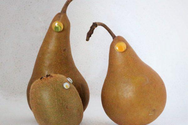 Set-A-410-A Pear Pair