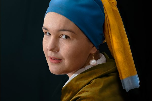 Set-A-375-Vermeer Girl with a Pearl Earring